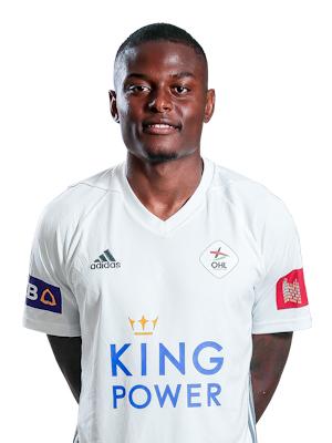 3 - Derrick Tshimanga