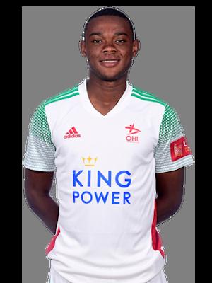 20 - Isaac Asante